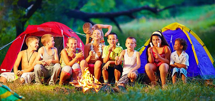 фото детский отдых